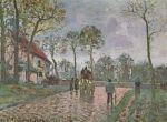 Дилижанс из Лувесьенна (1870)