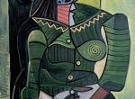 Женщина в зеленом (Дора)