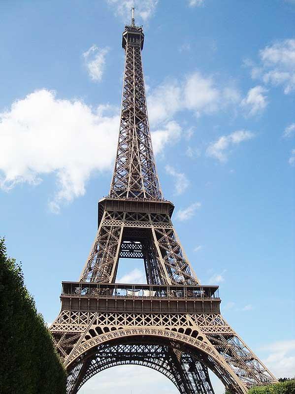 Доклад эйфелева башня для детей 5873