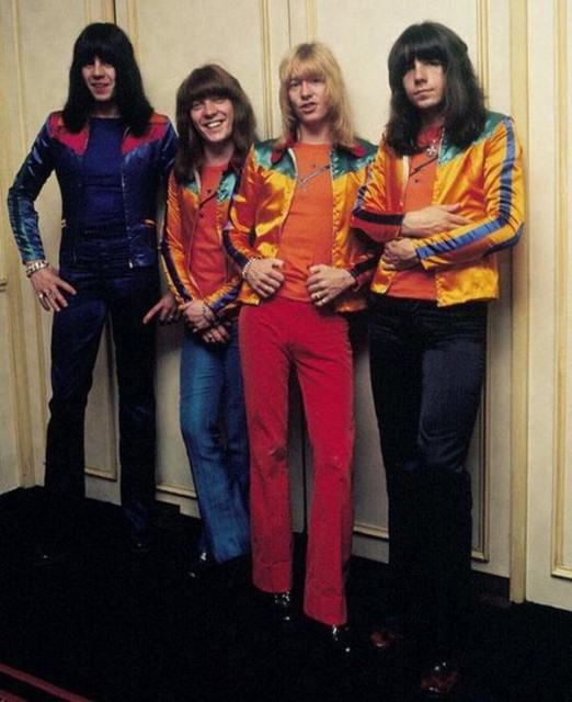 sweet группа фото